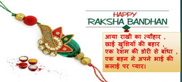 Raksha Bandhan Images for Brother in Hindi