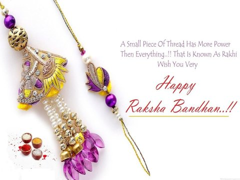 Happy Raksha Bandhan Wishes Pics HD 2