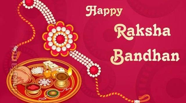 Happy Raksha Bandhan Wishes images for Facebook