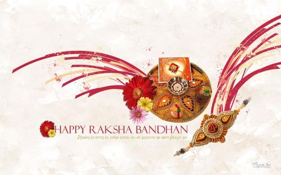 Rakhi Wishing Messages 2020