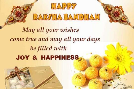 Raksha Bandhan 2020 Quotes Images HD