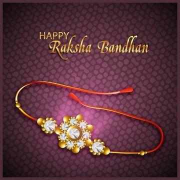 Raksha Bandhan Wishes Pics for Brother