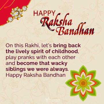 Rakhi Wishes for bhaiya and bhabhi