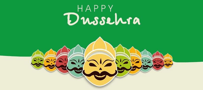 Dushera Mail Poster