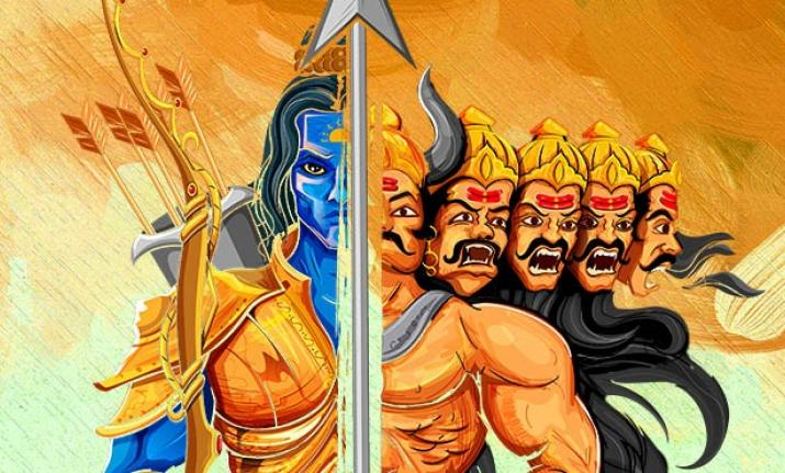 Dussehra Covering Photo