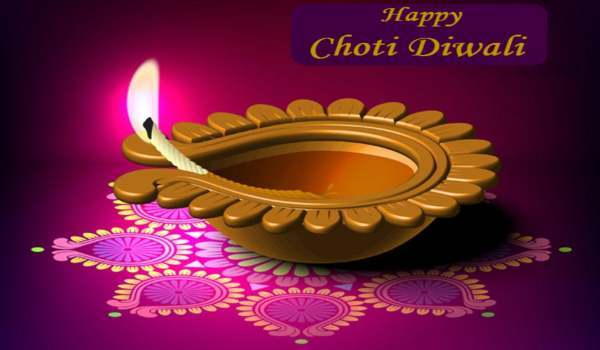 Happy Choti Diwali Quotes