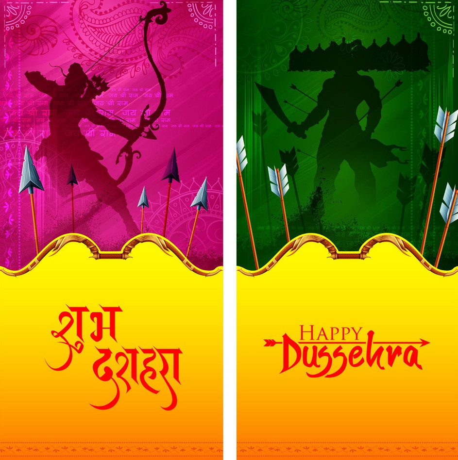Happy Dussehra-Shubh Vijaya Dashmi to Husband
