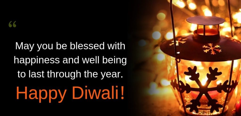 Advance Diwali Message to Brother in English