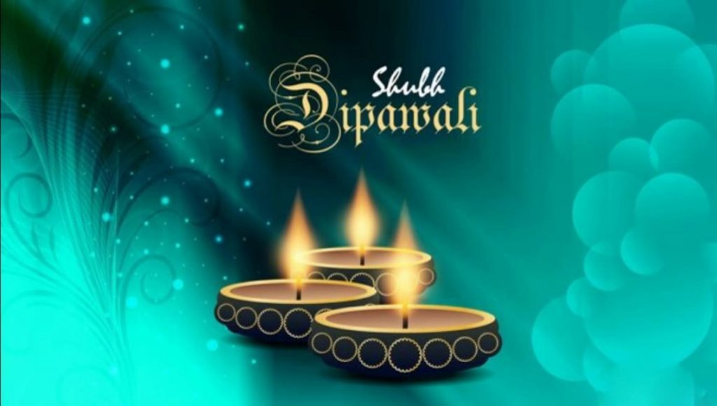 Advance Happy Diwali to my sweet little Sister