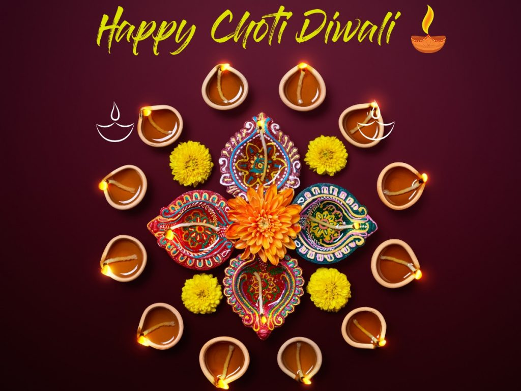 Best Chhoti Diwali Images in English