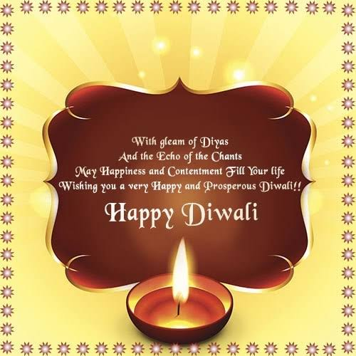 Best Deepavali Greetings for Boss