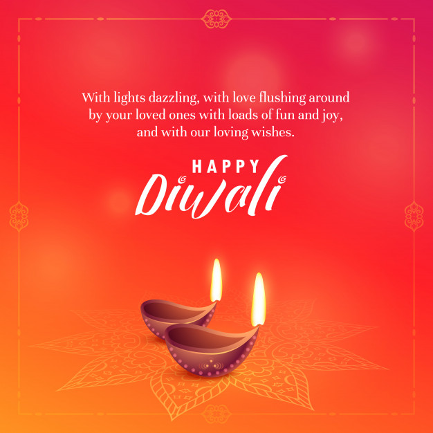 Best Deepavali Greetings to Students