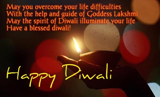 Deepavali Greetings for Husband