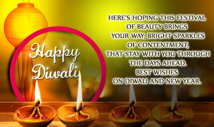 Deepavali Wishes Quotes for Daughter