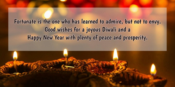 Diwali Greeting to Son