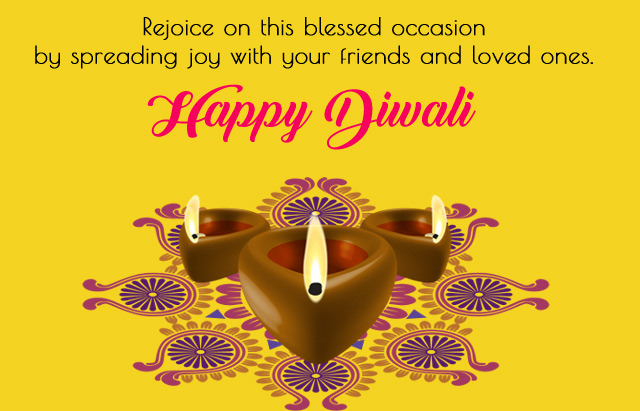 Diwali Greetings for love