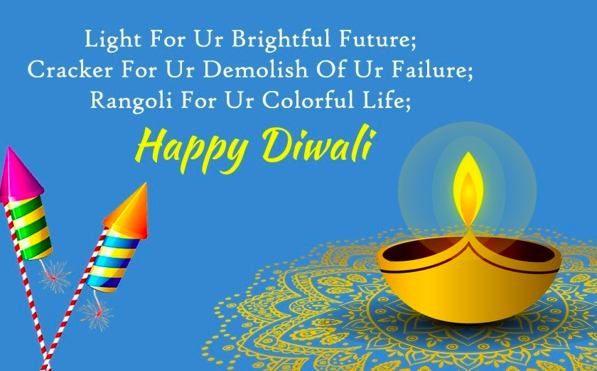 Diwali Wishes for Students learner