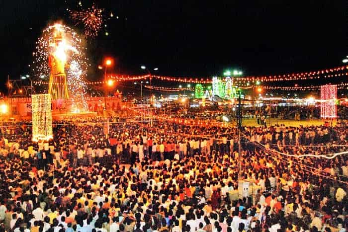 Dussehra Celebration in Maharashtra