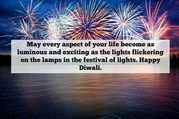 Happy Diwali Quotes for Special friends