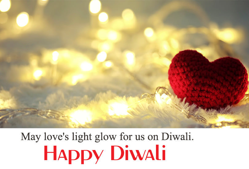 Happy Diwali to My Love