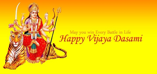 Happy Vijaya Dashami Greetings