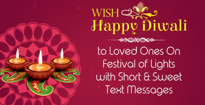 Short Diwali Wishes Status for Whatsapp in English