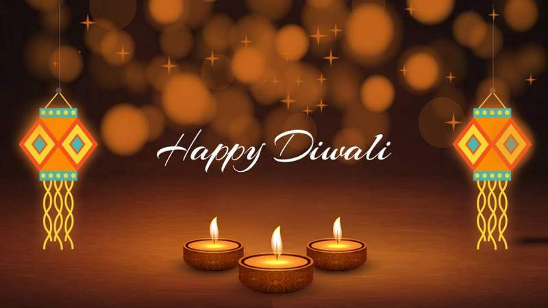 Special Happy Diwali Message to Husband