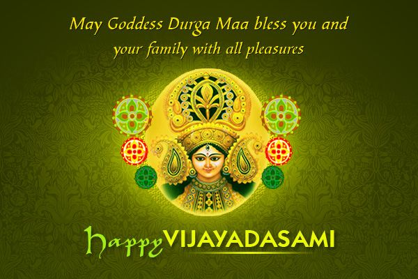 Vijay Dashami Message in English to Brother