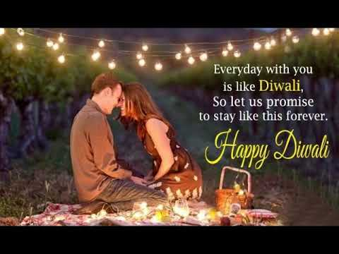 Heart touching Deepavali SMS for Lover