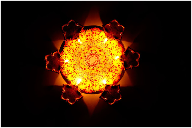 Diyas images for Diwali