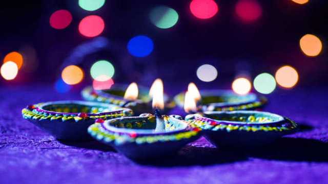 Happy Diwali 2020 Greetings in Hindi