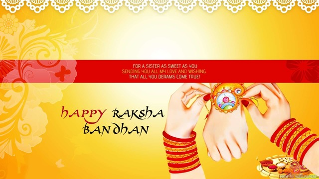 Raksha Bandhan Messages for Bua (Fraternal Aunt)
