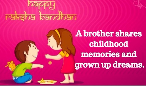 Happy Raksha Bandhan Wishes Quotes Brother Photos 2