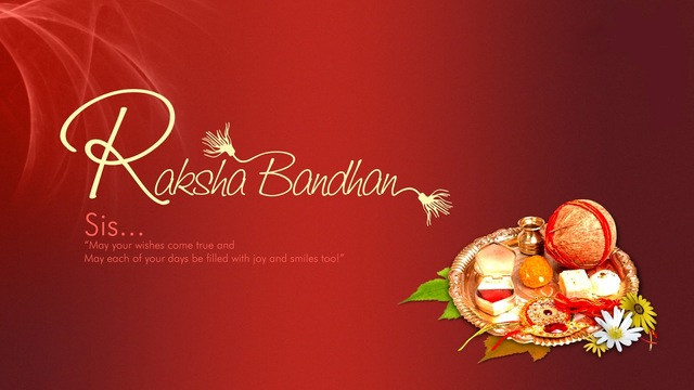 Rakhi HD Wallpaper for Cousin
