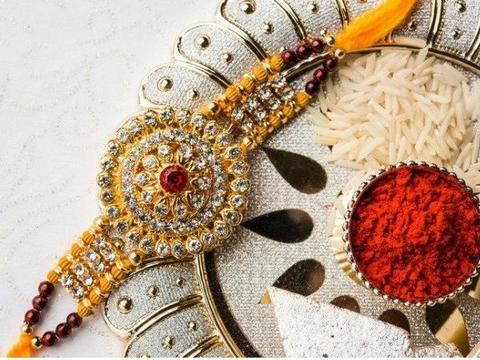 Rakhi tyohar calendar and timing