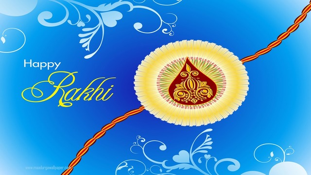Raksha Bandhan HD images for Cousin Download