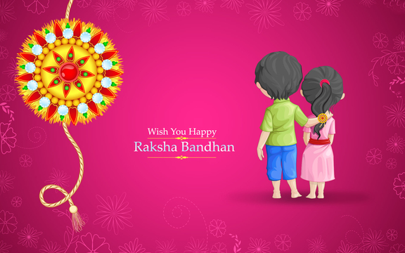 Raksha Bandhan Wishes and Shayari From Brother and Sister