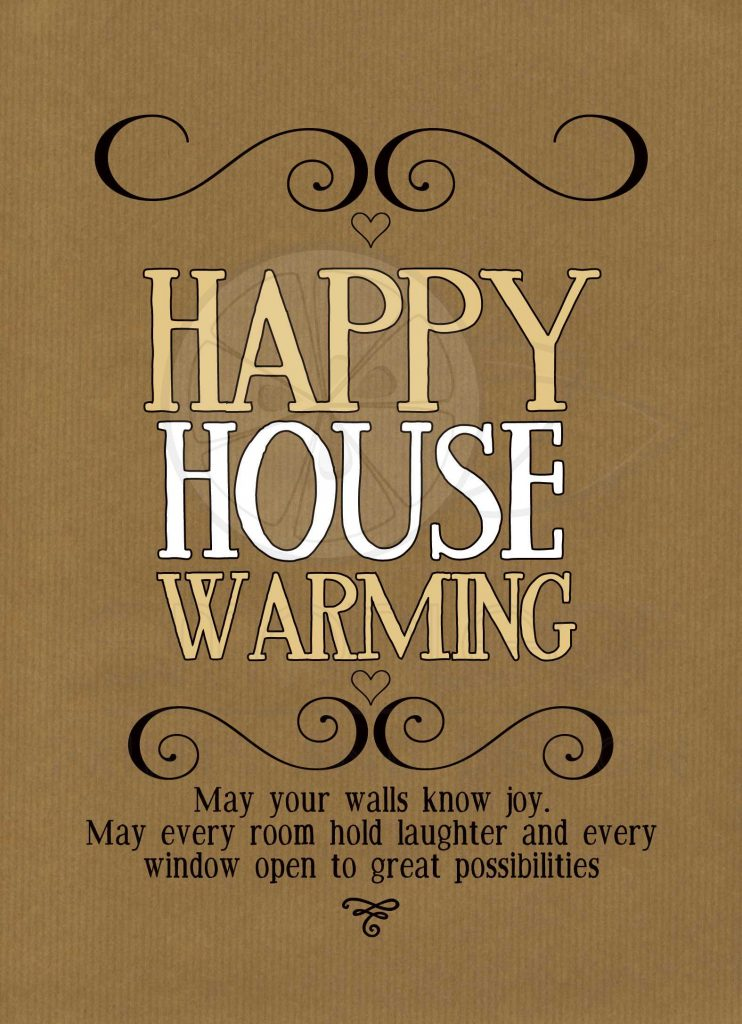 Happy Housewarming wishes, quotes