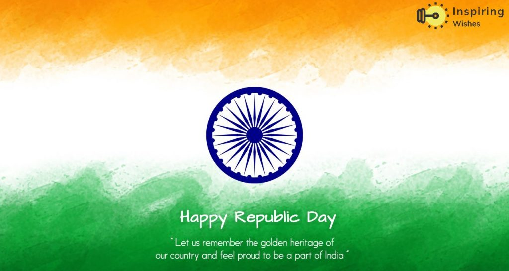Happy Republic Day HD Wallpaper
