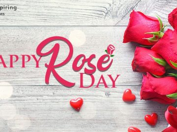 Wish You Happy Rose Day My GF Wife