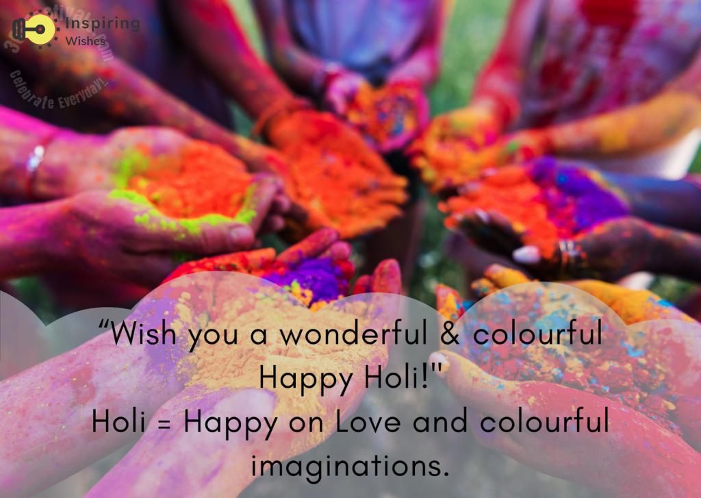 Holi 2020 Free Image Download