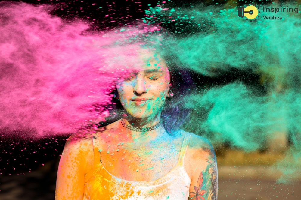 Holi Photo Ideas