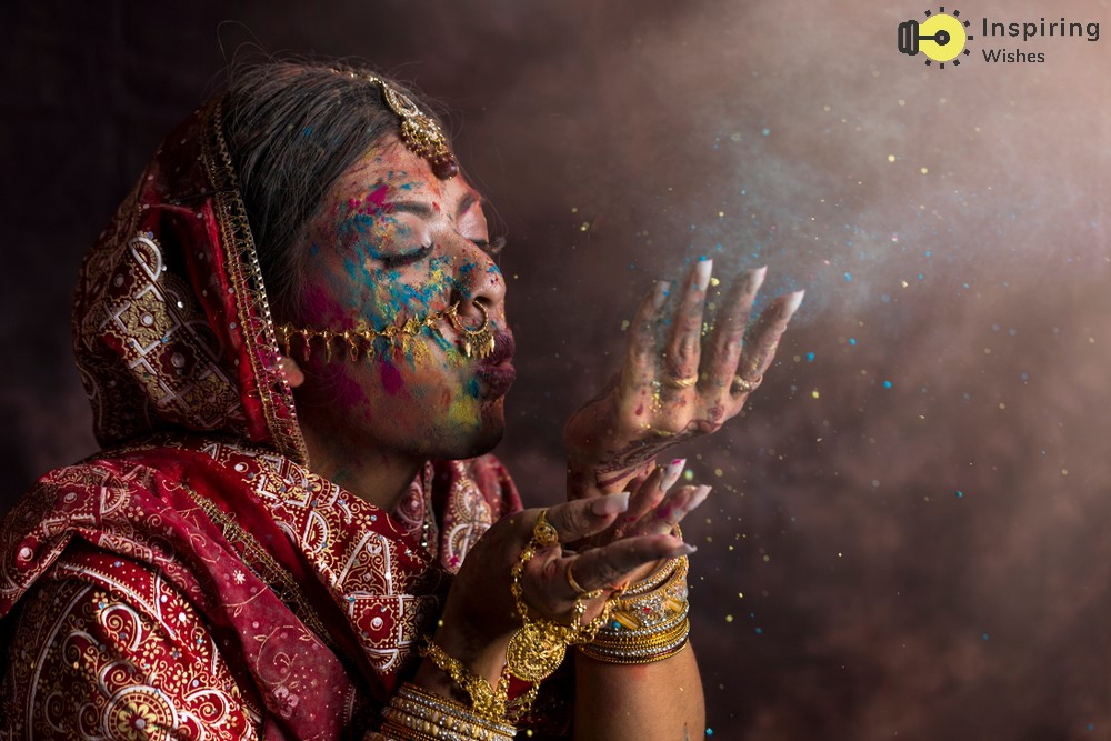 happy holi images for my love