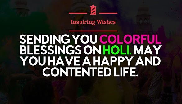 happy holi pic msg
