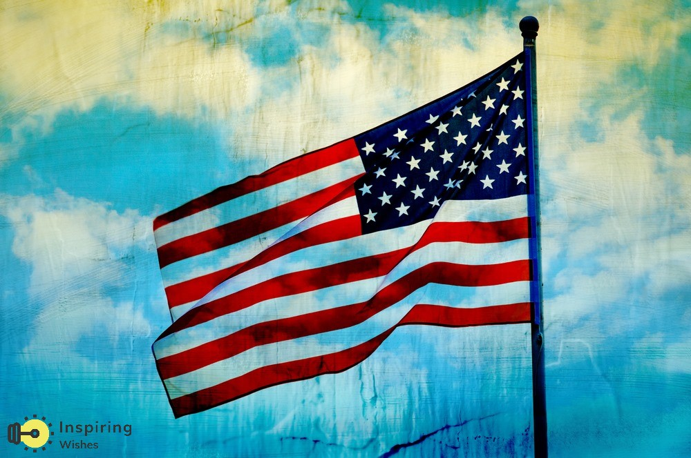 Free USA Flag Images on Memorial Day