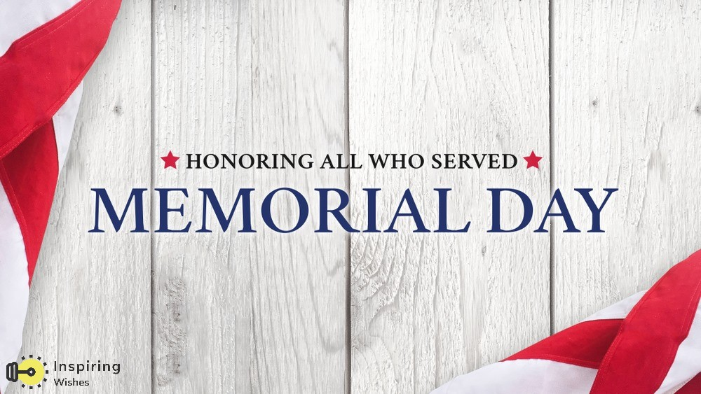 Happy Memorial Day (2020)