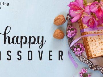 Happy Passover 2020