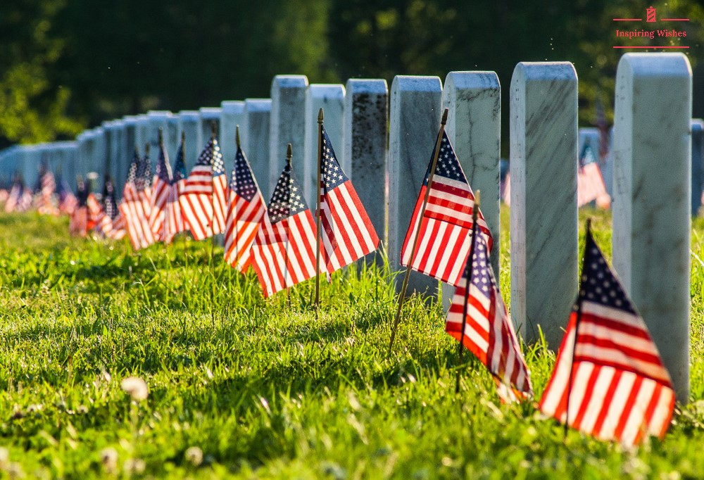Honoring Martyr on Memorial Day