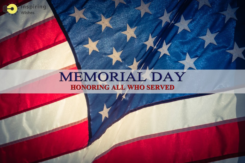 Thank You Memorial Day Images 2020