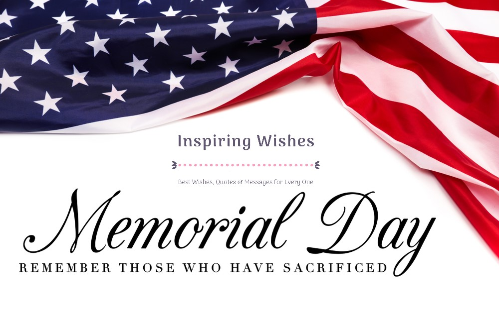 USA Memorial Day 2020